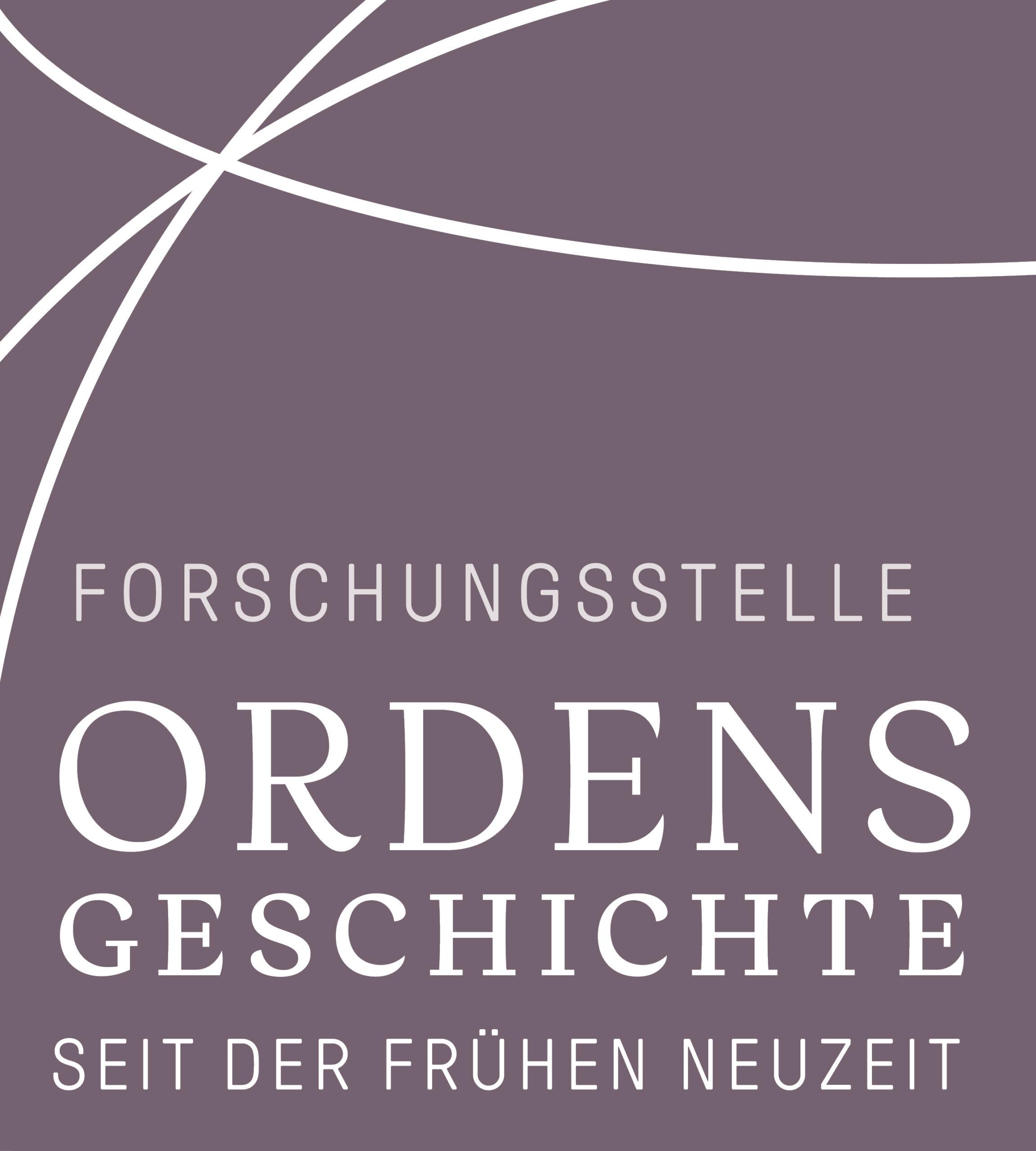 Forschungsstelle Ordensgeschichte