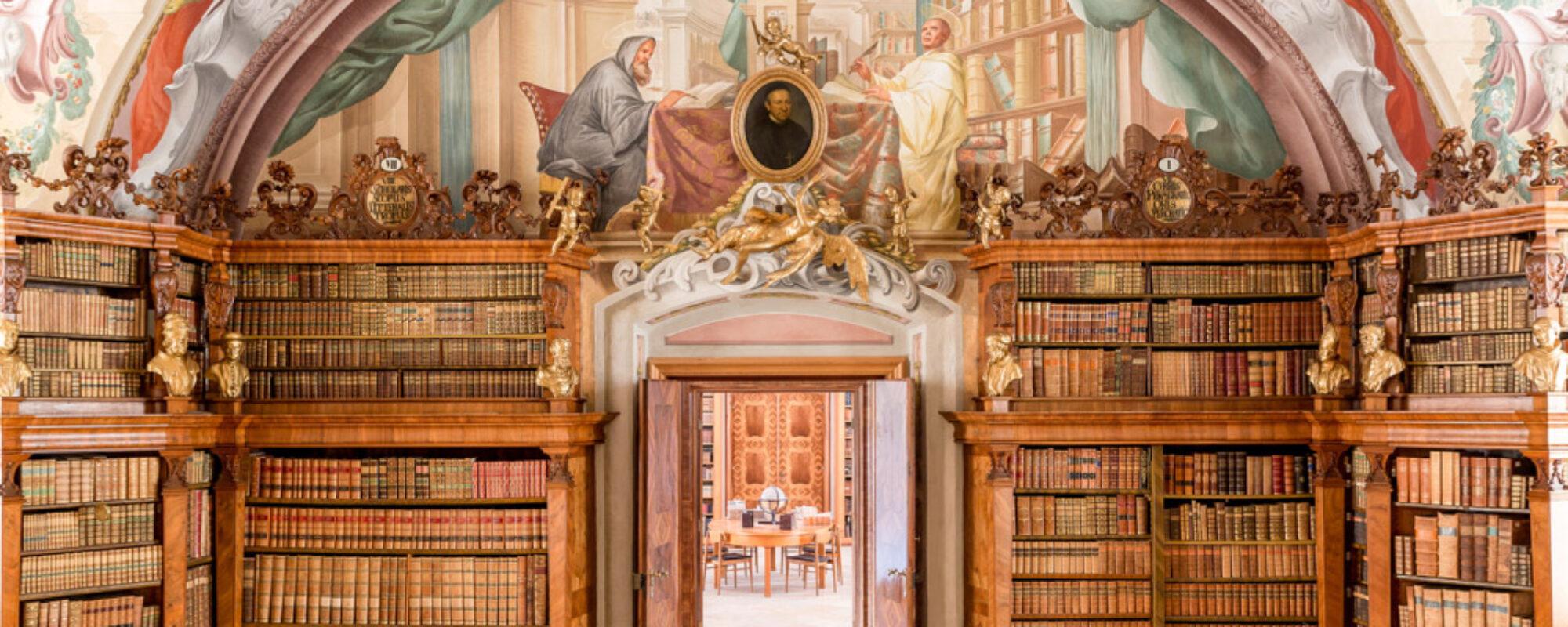 Bibliothek Haina
