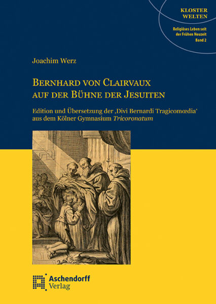 Buchcover Bernhard