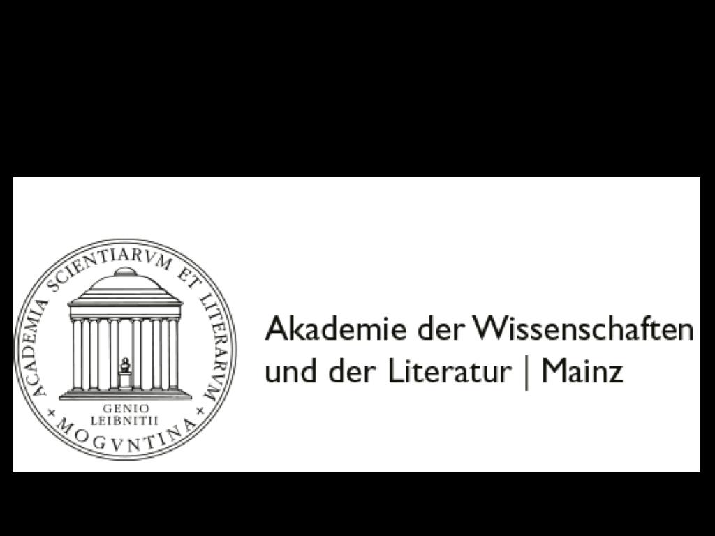 Logo Akademie der Wissenschaft