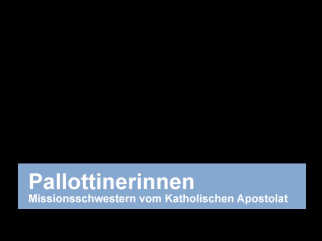 Logo Pallottinerinnen