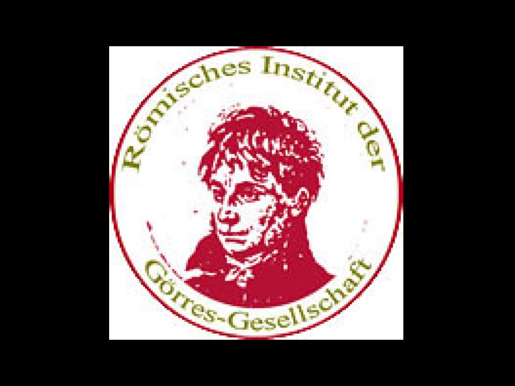 Logo Römisches Institut der Görres-Gesellschaft
