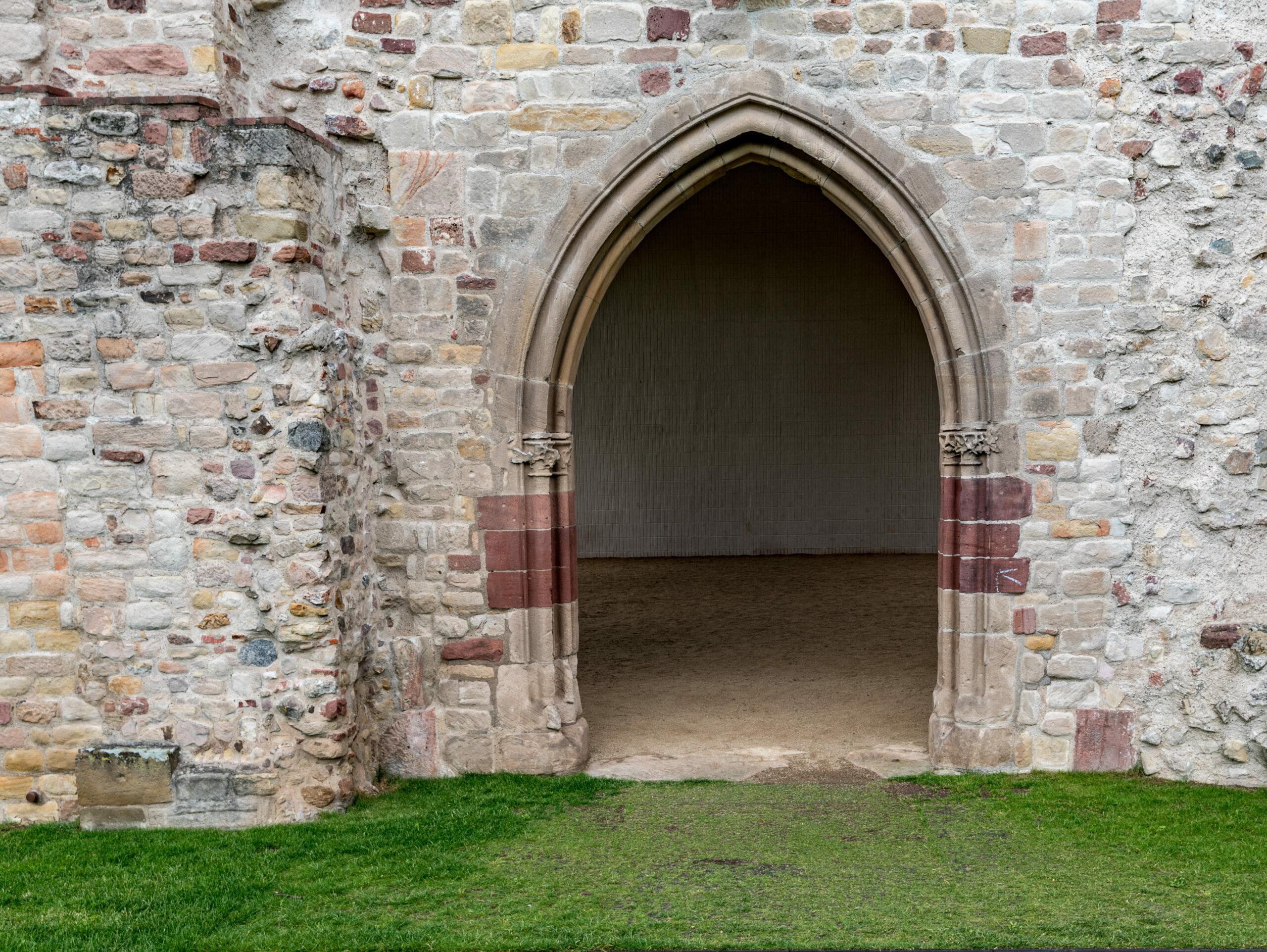 Kloster Lorsch Eingang