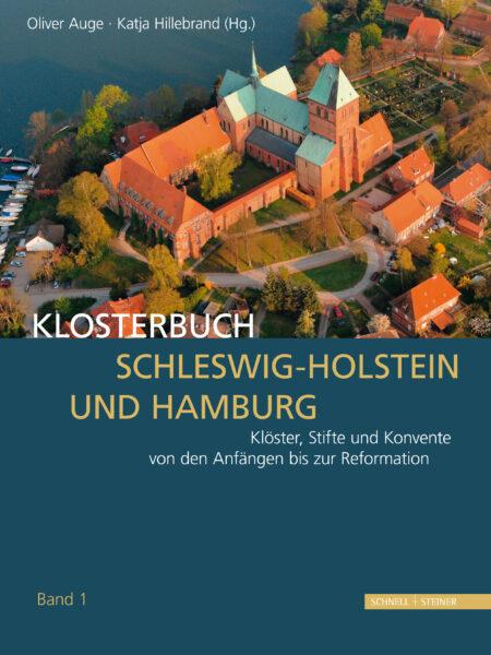 Buchcover Klosterbuch Schleswig-Holstein und Hamburg